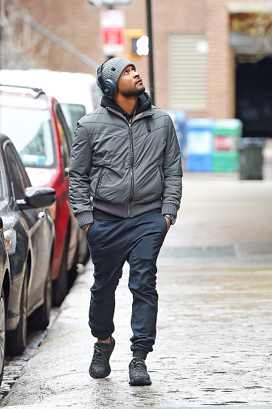 BuzzFoto Celebrity Sightings In New York Ð  February 08, 2016